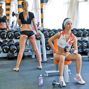 Фитнес-клубы Анапы