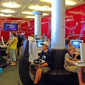 Интернет-кафе Анапы