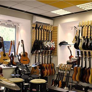 Музыкальные магазины Анапы
