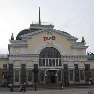 Железнодорожные вокзалы Анапы